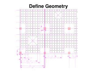 Define Geometry