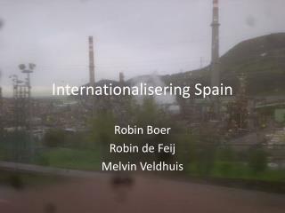 Internationalisering Spain