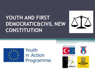 YOUTH AND FIRST DEMOCRATIC&CIVIL NEW CONSTITUTION