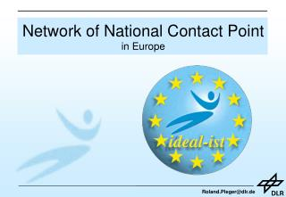 Network of National Contact Point in Europe