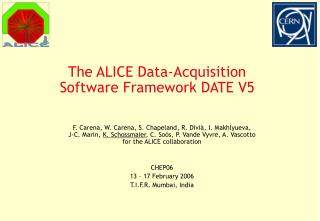 The ALICE Data-Acquisition  Software Framework DATE V5