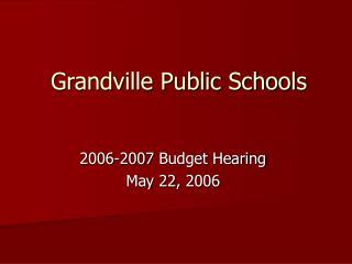 Grandville Public Schools