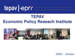 TEPAV Economic Policy Reseach Institute