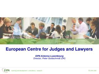 European Centre for Judges and Lawyers
