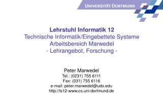 Peter Marwedel