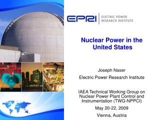 Nuclear Power in the  United States