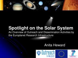 Spotlight on the Solar System