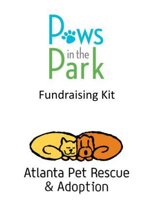 Fundraising Kit
