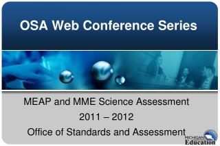 OSA Web Conference Series