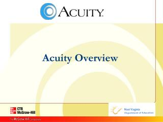 Acuity Overview