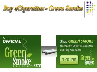 Buy e Cigarettes