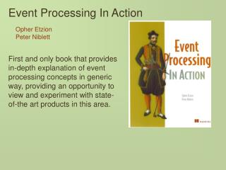 Event Processing In Action