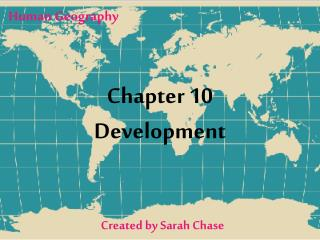 Chapter 10 Development