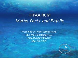 HIPAA RCM Myths, Facts, and Pitfalls