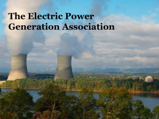 The Electric Power  Generation Association