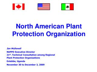 North American Plant Protection Organization