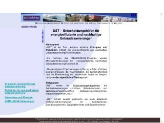 Gründe für energieeffiziente Gebäudesanierung