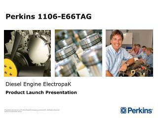 Perkins 1106-E66TAG