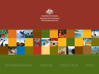 Commonwealth Government links to the National Biodiversity Strategy