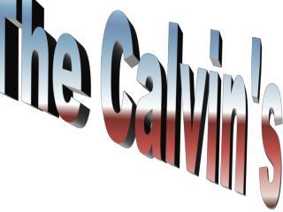 The Calvin's