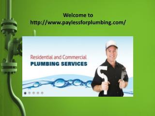 Payless 4 Plumbing