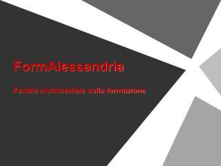 FormAlessandria