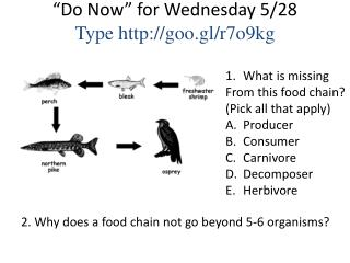 """Do Now"" for Wednesday 5/ 28 Type  goo.gl /r7o9kg"