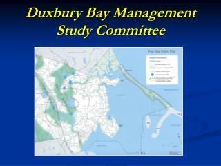 Duxbury Bay Management Study Committee