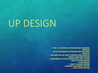 Up Design