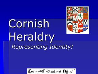 Cornish Heraldry