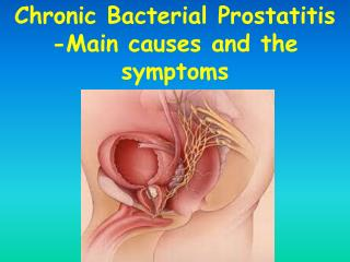 Chronic Bacterial Prostatitis