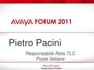 Pietro Pacini