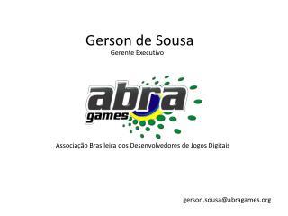 Gerson  de Sousa