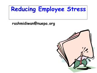 Reducing  Employee Stress