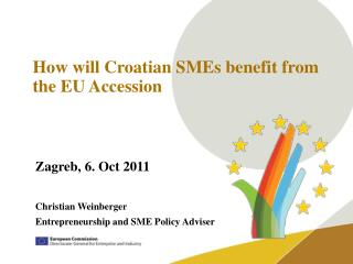 How will Croatian SMEs benefit from the EU Accession
