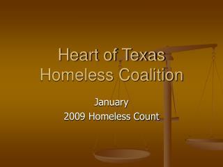 Heart of Texas Homeless Coalition
