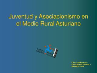 Juventud y Asociacionismo en el Medio Rural Asturiano