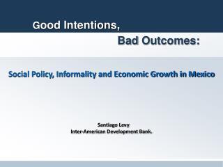 Bad  Outcomes: