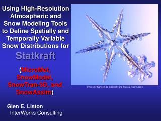 Glen E. Liston InterWorks  Consulting