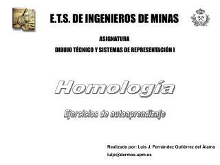 Homología