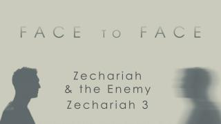 Zechariah  & the Enemy Zechariah 3