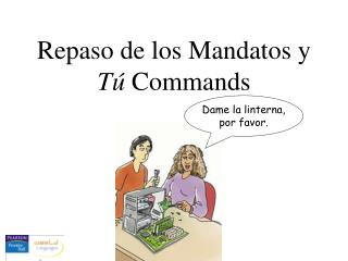 Repaso de los Mandatos y  Tú  Commands