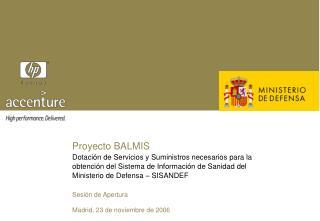 Madrid, 23 de noviembre de 2006