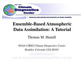 Ensemble-Based Atmospheric Data Assimilation: A Tutorial
