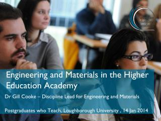 Engineering and Materials in the Higher Education Academy