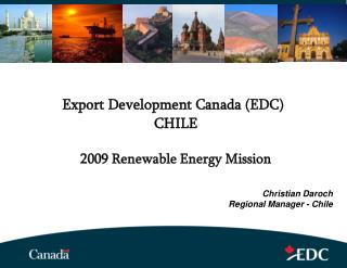 Export Development Canada (EDC)