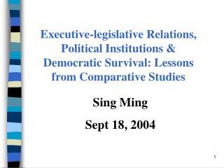 Sing Ming Sept 18, 2004
