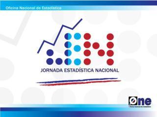 Oficina Nacional de Esta dística, ONE