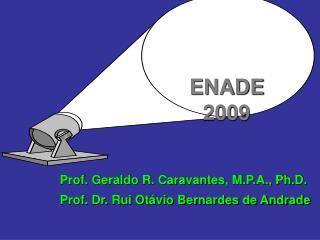 Prof. Dr. Rui Otávio Bernardes de Andrade