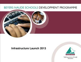 Infrastructure Launch 2013